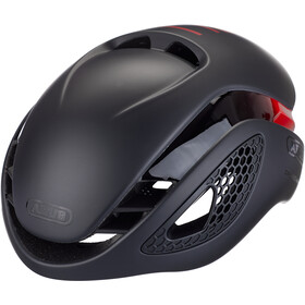 ABUS GameChanger Kask, black/red
